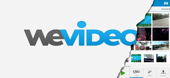 Wevideo-video-editing-app