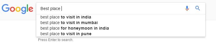 google-search-box-suggestion