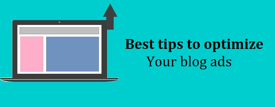 optimize blog ads
