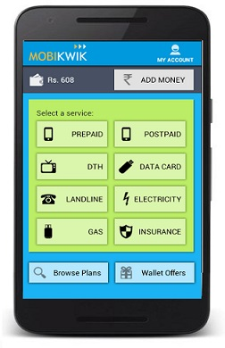 MOBIKWIK-android-payment-app