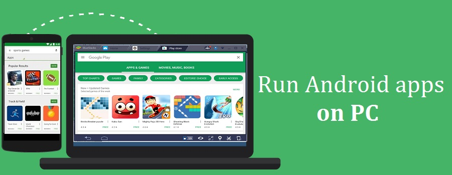 run android apps on computer