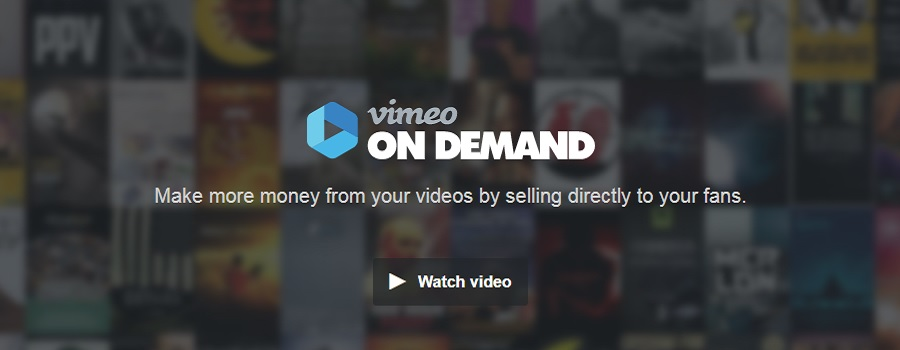 make more money with vimeo on demand