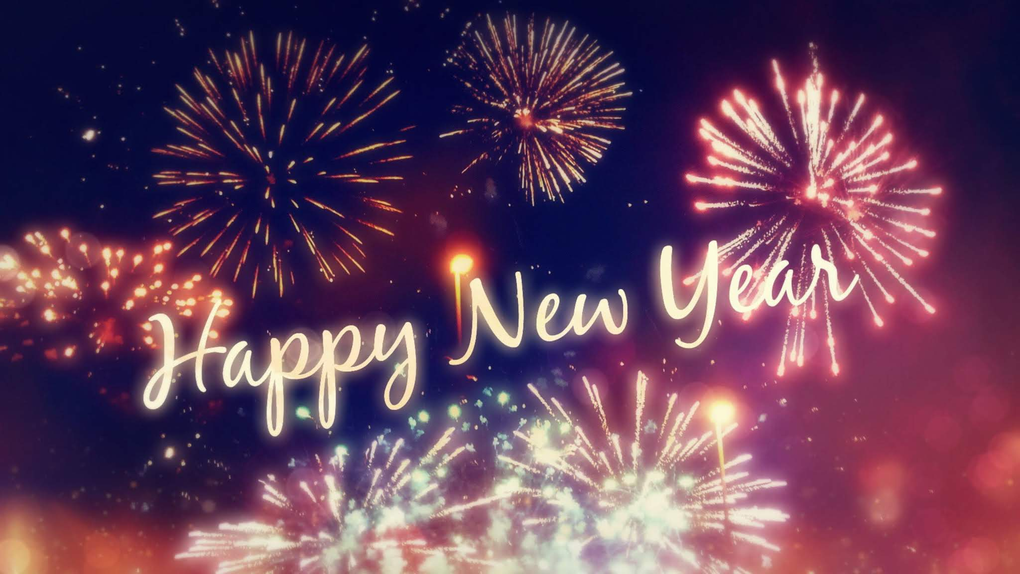 Happy New Year Images, 4k HD Wallpapers - Download