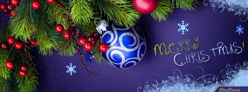 Merry Christmas FB Cover Photos - Download