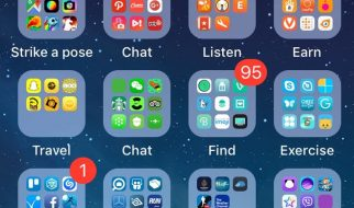 how to Organize Your Home Screen