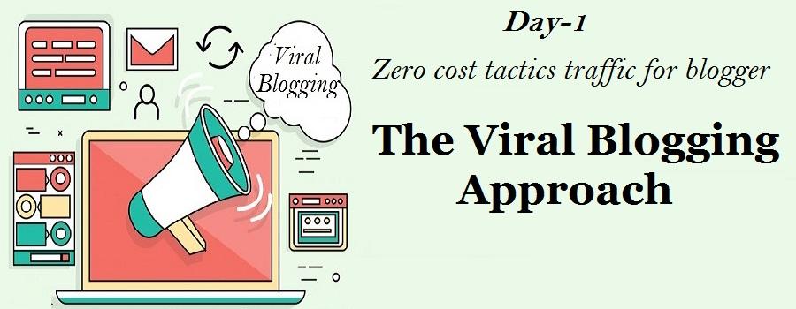 Viral Blogging Approach