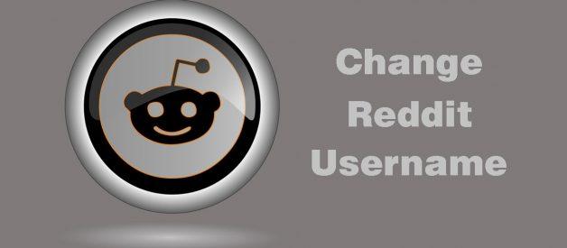 Change The Reddit Username