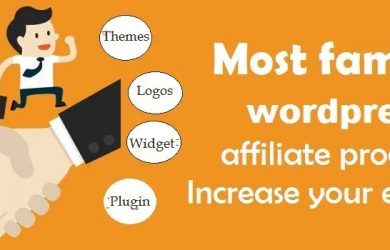 10 most famous wordpress affiliate program – increase your earning