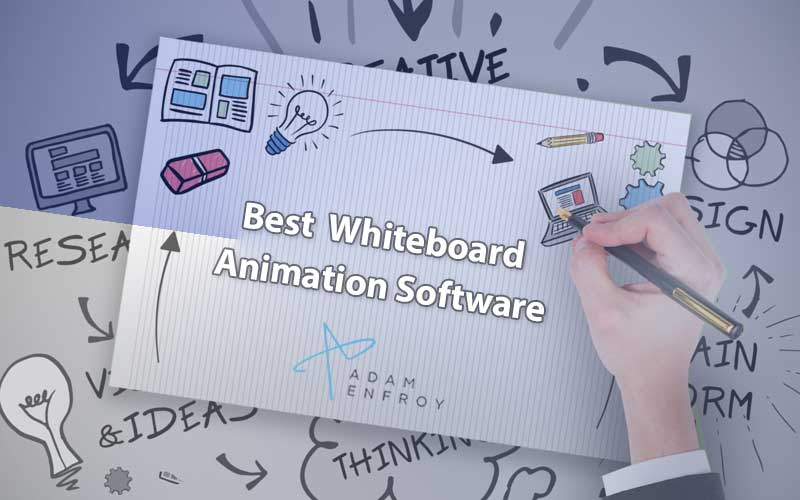 Awesome whiteboard animation explainer videos tools