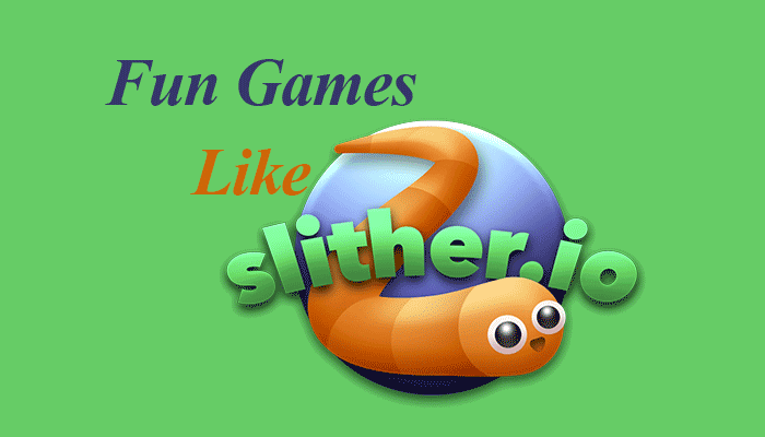 Best Games Like Slither.io