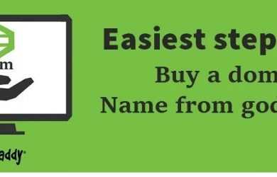 How easy to buy a domain from godaddy Step by step guide