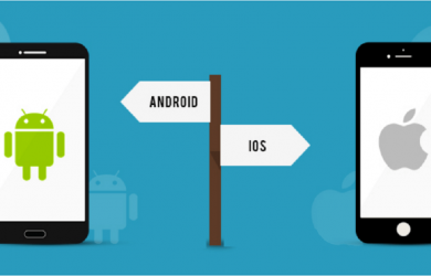 Key Difference between iPhone And Android