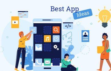 Mobile App Ideas For A Beginner