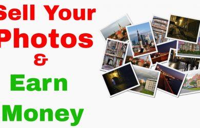 Sell Photo Online & Earn Money