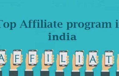 Top affiliate program in india