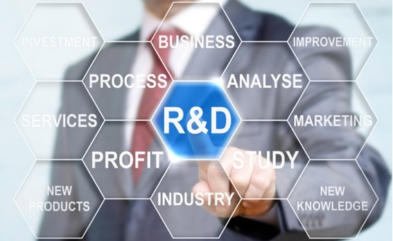 What is the role of R & D