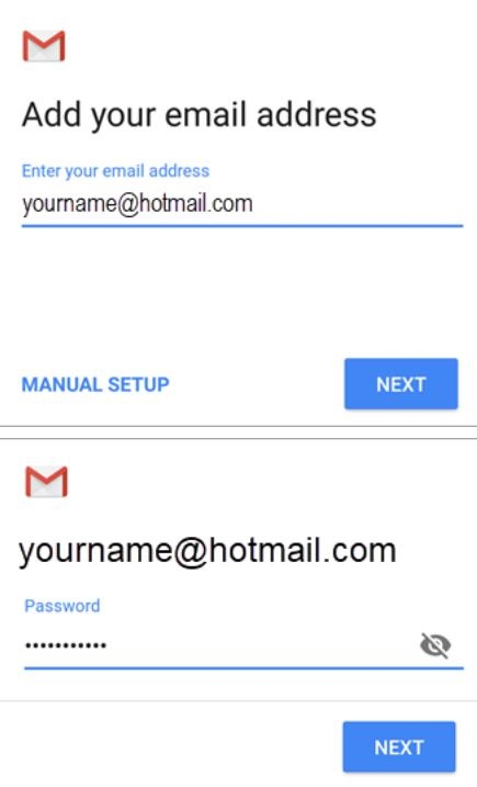 install gmail on ana andtroid smartphone